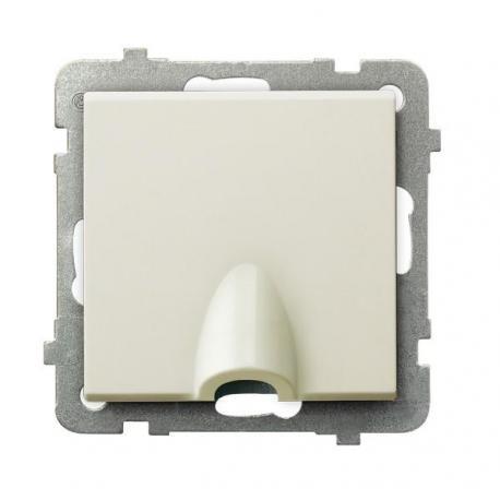 SONATA Przyłącz kablowy GPPK-1R/m/27 ECRU