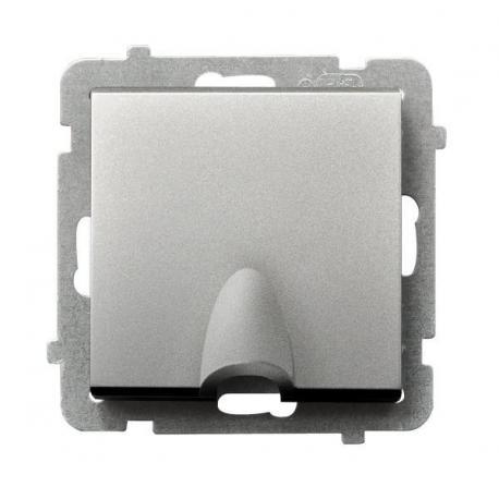 SONATA Przyłącz kablowy GPPK-1R/m/38 SREBRO MAT