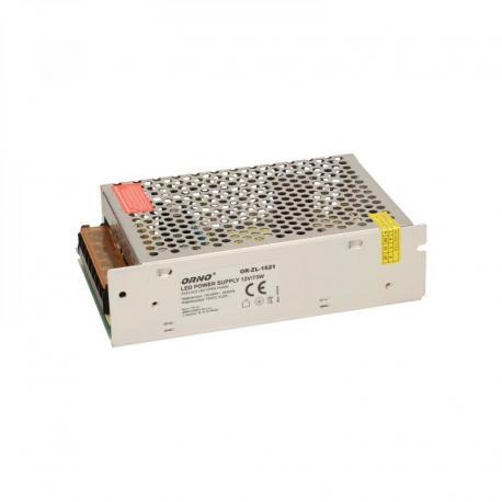 Orno Zasilacz open frame 75W do oświetlenia LED 12VDC