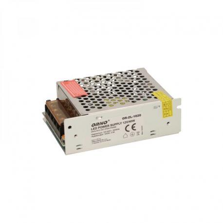 Orno Zasilacz open frame 40W do oświetlenia LED 12VDC