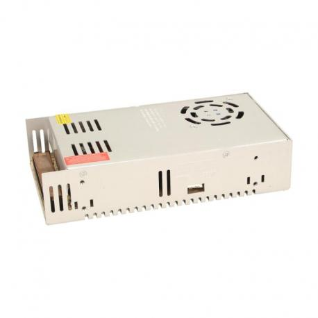 Orno Zasilacz open frame 400W do oświetlenia LED 12VDC