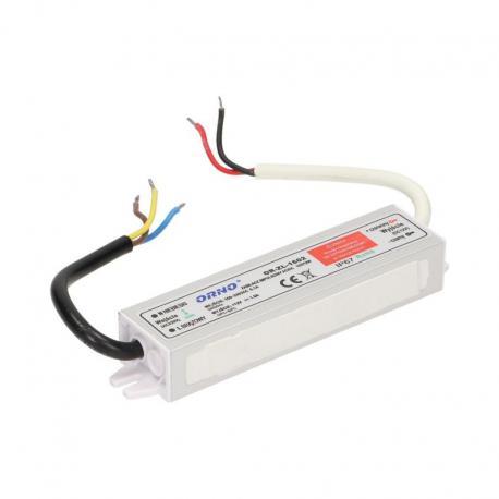 Orno Zasilacz do LED AC/DC LED 12W, IP67