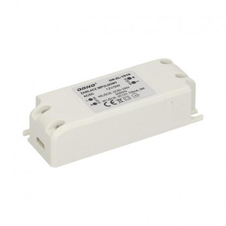 Orno Zasilacz do LED AC/DC LED 9W, IP20