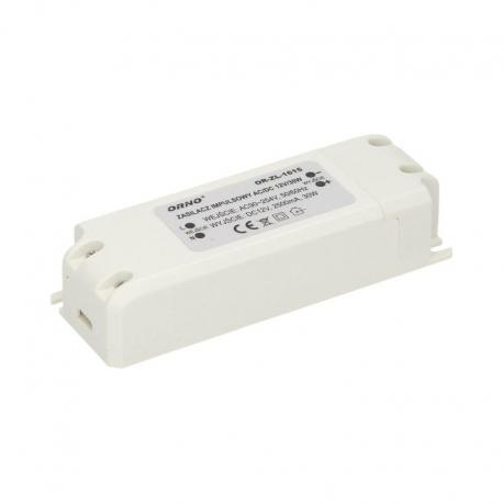 Orno Zasilacz do LED AC/DC LED 30W, IP20
