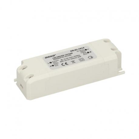 Orno Zasilacz do LED AC/DC LED 24W, IP20