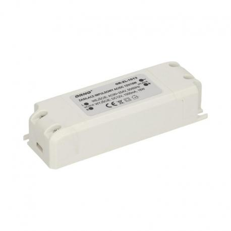 Orno Zasilacz do LED AC/DC LED 18W, IP20