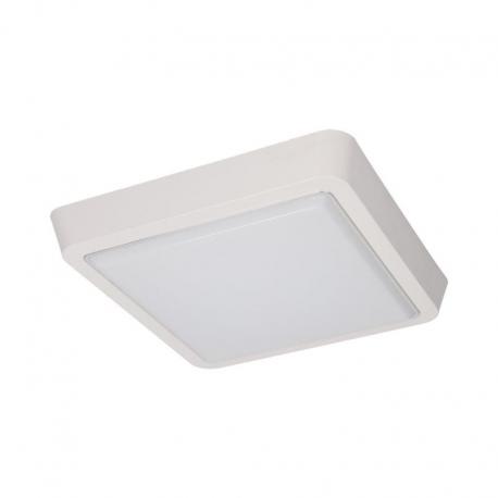 Orno TONGA LED, plafon oświetleniowy, 12W, 1100lm, 3000K, poliwęglan mleczny