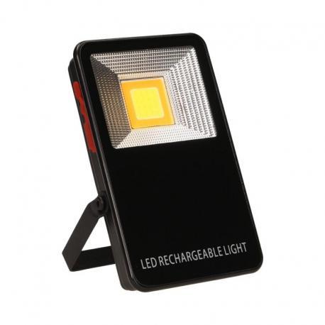 Orno Naświetlacz roboczy z akumulatorem ROBOTIX MINI 10W, 400lm, 6000K z ładowarką USB i funkcją power bank, IP44, 5400mAh
