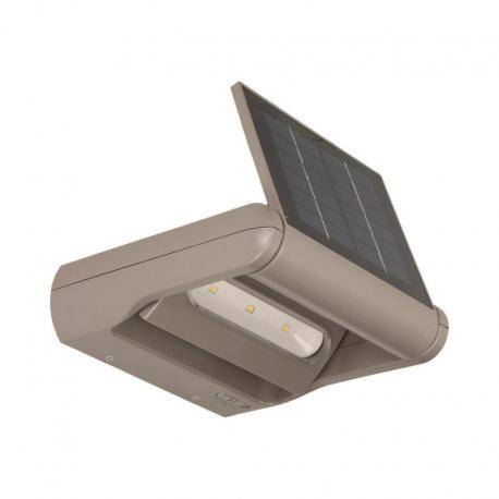 Orno SILIA LED, lampa solarna, ogrodowa, 1W, 30/50/100lm, 2200mAh, IP44, 4000K