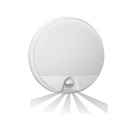Orno AGAT LED, oprawa ogrodowa z czujnikiem ruchu, 140st, 15W, 1200lm, 4000K, IP54