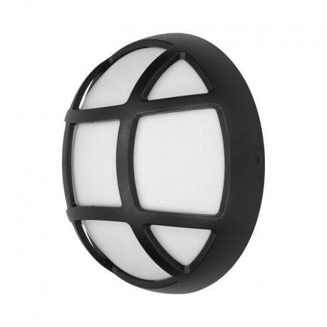 Orno RUBIN LED, oprawa ogrodowa, 8W, 540lm, 3000K, IP54, kratka