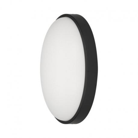 Orno RUBIN ELIPTIC LED, oprawa ogrodowa, 8W, 540lm, 3000K, IP54, gładka