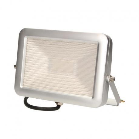 Orno SLIM LED, naświetlacz, 30W, 2400lm, IP65, 5000K, srebrny