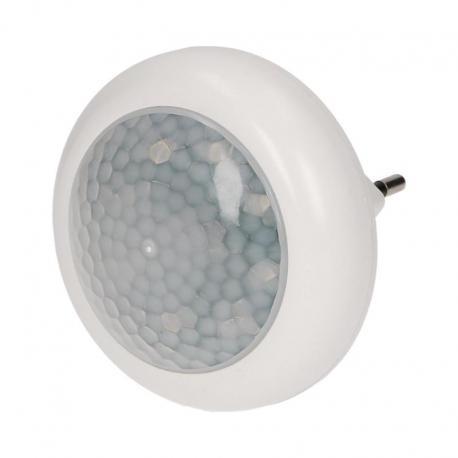 Orno Lampka nocna LED z czujnikiem ruchu, 120st, 8xLED, 40lm, 6500K