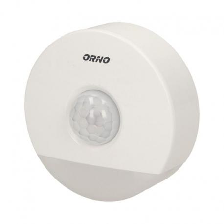 Orno Lampka nocna LED z czujnikiem ruchu z funkcją 0,2W/3W, 200lm