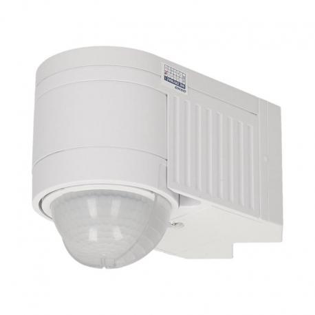 Orno Czujnik ruchu 360st. IP44, 1200W, biały, 3 sensory, 3 rodzaje montażu