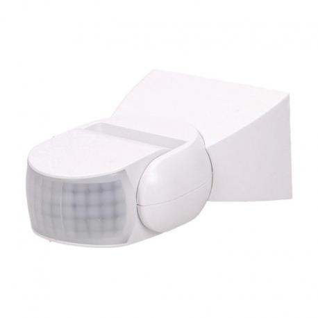 Orno Czujnik ruchu 360/180st. 2 sensory, IP65, 1200W, biały