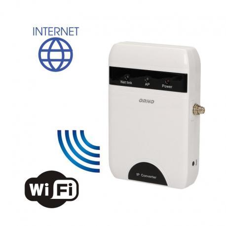 Orno Bramka IP do zestawów wideodomofonowych ORNO