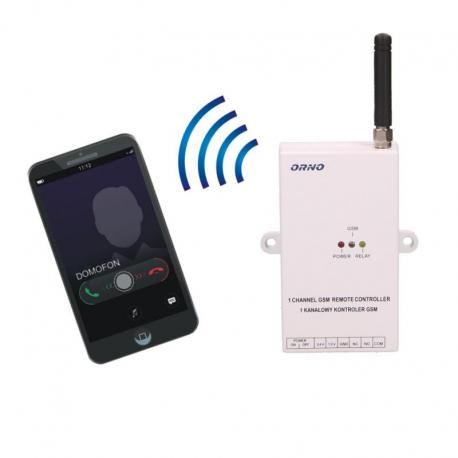 Orno Kontroler GSM do sterowania bramą