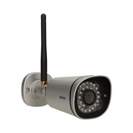 Orno Bezprzewodowa kamera monitorująca IP zewnętrzna, IP66