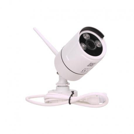 Orno Bezprzewodowa kamera monitorująca IP zewnętrzna, IP65