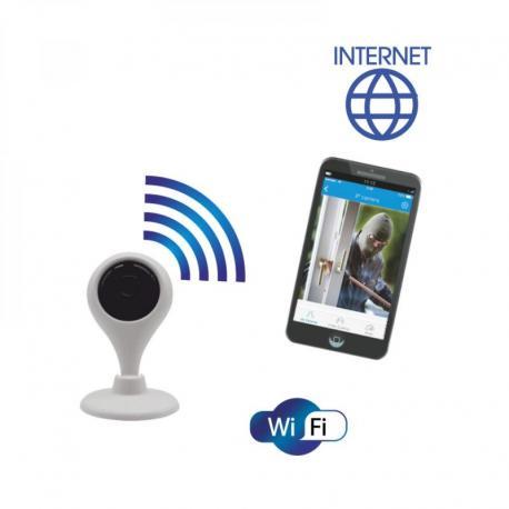 Orno Bezprzewodowa kamera monitorująca IP wewnętrzna, mini