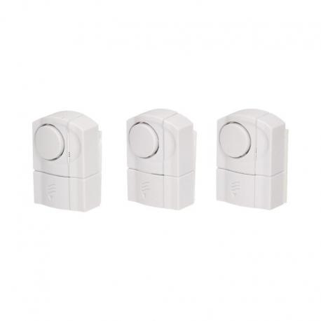 Orno Zestaw mini alarmów okienno - drzwiowych, 3 szt., bateryjny