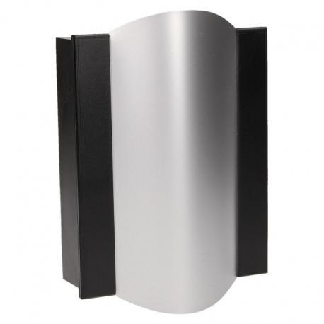 Orno Dzwonek Gong Ton Color 8V, czarno-srebrny