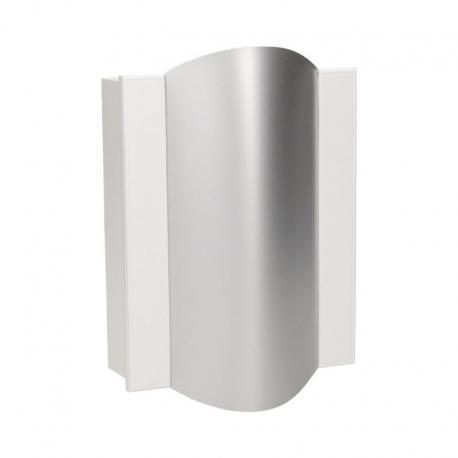 Orno Dzwonek Gong Ton Color 230V, srebrny