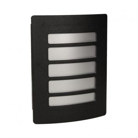Orno Dzwonek Gong Ton Color 230V Czarno-Srebrny