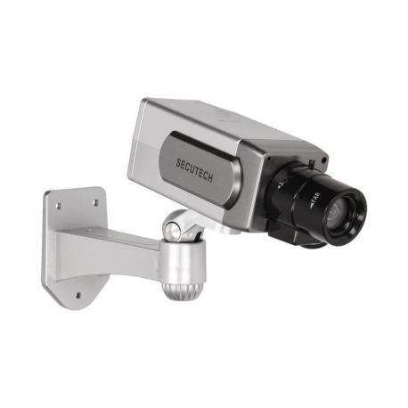 Orno Atrapa kamery monitorującej CCTV z czujnikiem ruchu, bateryjna