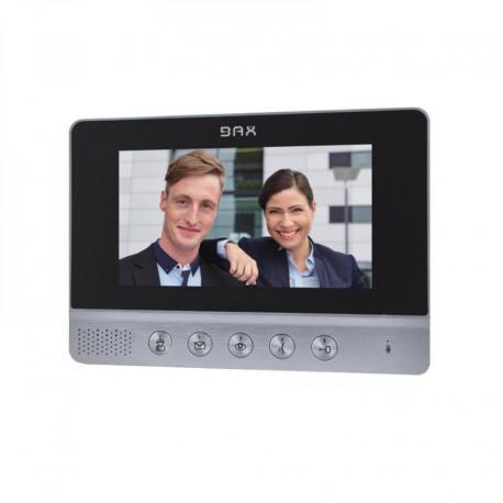 """Orno Wideo monitor bezsłuchawkowy, kolorowy, LCD 7"""", do zestawu z serii CHARON"""