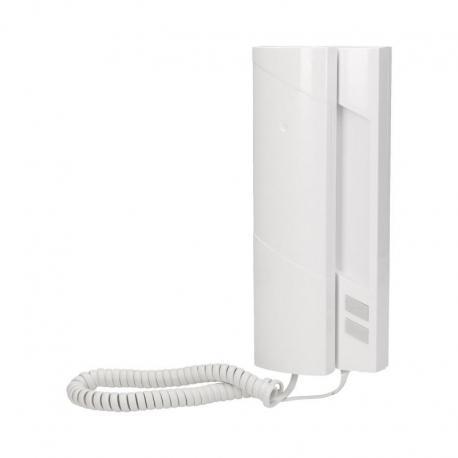 Orno Unifon wielolokatorski PROEL do instalacji 4,5,6 żyłowych, biały