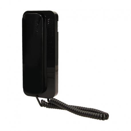 Orno Unifon wielolokatorski CYFRAL analogowy do instalacji 2-żyłowych SMART, czarny