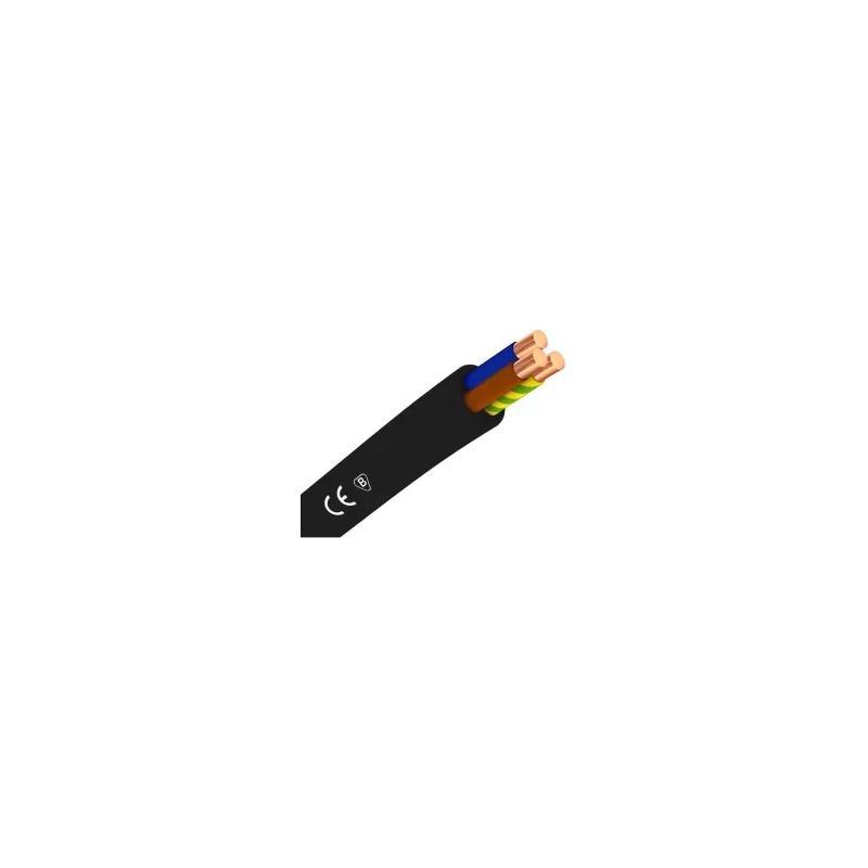 Kabel ziemny YKY 3X2,5 0,6/1KV 1m