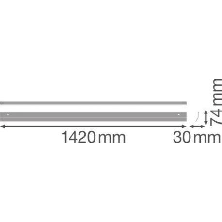 LINEAR ULTRA OUTPUT ACCESSORIES 1500 REFLECTOR