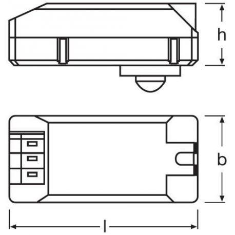 System sterowania oświetleniem Touch DIM® LS/PD LI