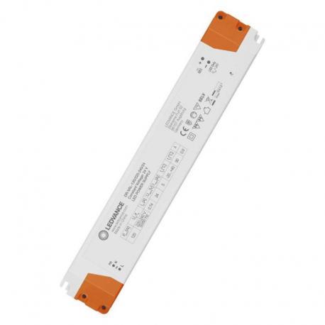 Stałonapięciowy zasilacz LED do użytku zewnętrznego, z interfejsem 1-10 V DR-VAL-120 LED DRIVER VALUE -120/220-240/24