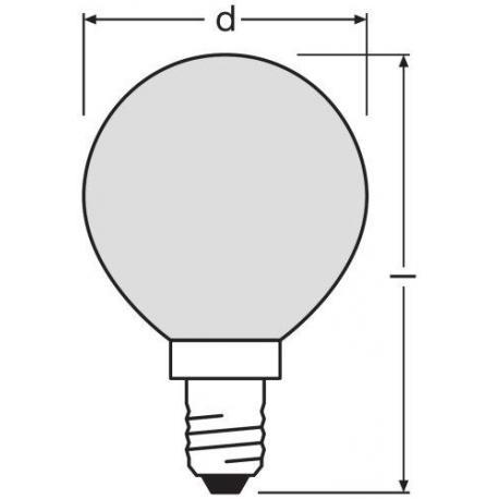 Lampa do urządzeń AGD SPECIAL OVEN P 40 W 240 V E14