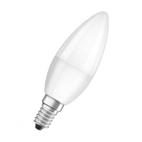 Żarówka LED VALUE CLASSIC B 5.7 W/2700K E14 10szt.
