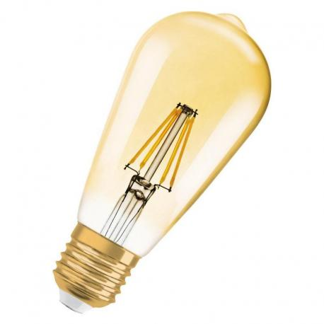 Żarówka LED Vintage 1906® LED 37 CL 4 W/2500K E27 4szt.