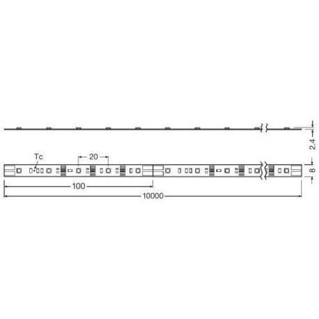 Oprawa oświetleniowa LED LINEARlight FLEX® ADVANCED -B3