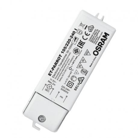Zasilacz elektroniczny ET-PARROT® 105/220…240 I