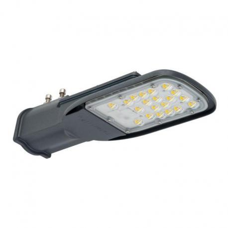 Oprawa oświetlenia ulicznego ECO CLASS AREALIGHTING SPD Gen 2 45 W 3000 K GRAY