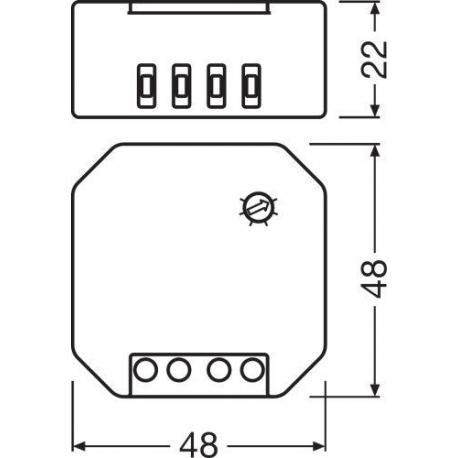 System sterowania oświetleniem DALI PCU