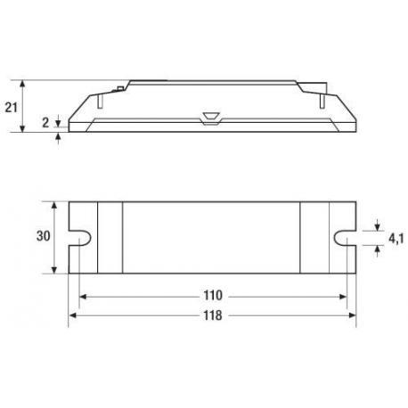 System sterowania oświetleniem DALI Sensor Coupler HF LS LI HF LS LI