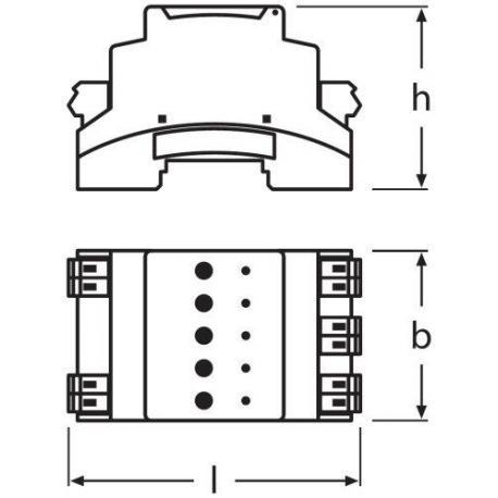 System sterowania oświetleniem DALI Switch SO SO