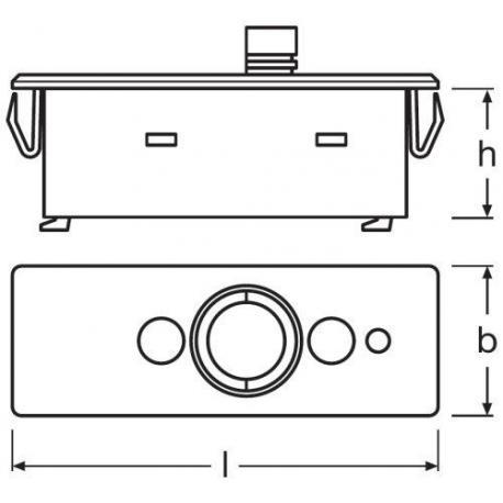 System sterowania oświetleniem DALIeco LS/PD LI NP