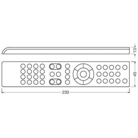 System sterowania oświetleniem DALIeco Remote PC KIT Remote PC KIT