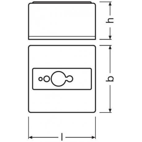 System sterowania oświetleniem LS/PD AP KIT AP KIT
